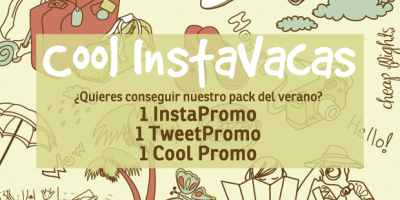 Instagram Promo: Win a summer pack of 3 applications
