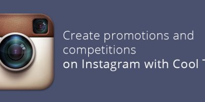 Create a Instagram contest