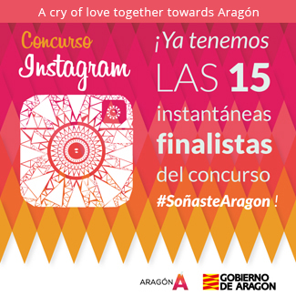 A cry of love together towards Aragón