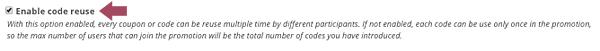 Enable code reuse