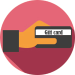 Best Prizes: Gift cards