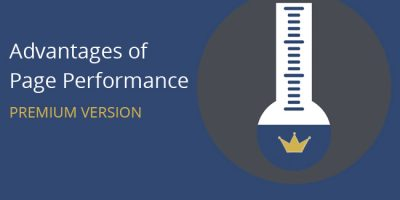 Advantages of Page Performance Premium