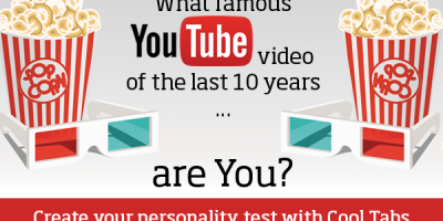 Create your personality test with Cool Tabs