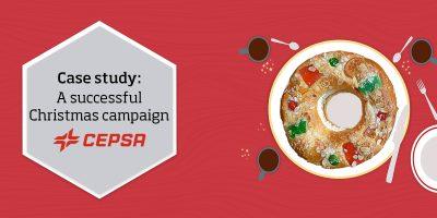 Case Study Cepsa Christmas Campaign