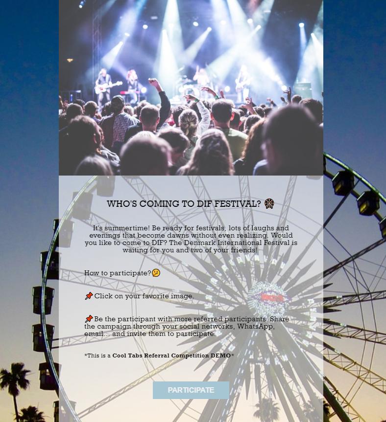 Social Media Calendar festivals