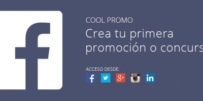 Crea tu primera campaña de Social Media con Cool Promo
