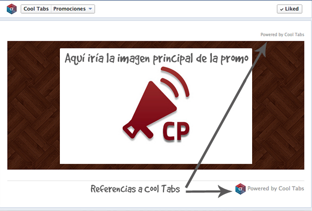 Creatividad con referencias a Cool Tabs