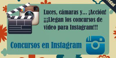 Concurso de vídeos en Instagram