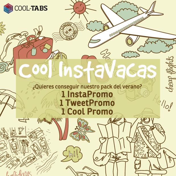 Cool InstaVacas: Promoción en Instagram