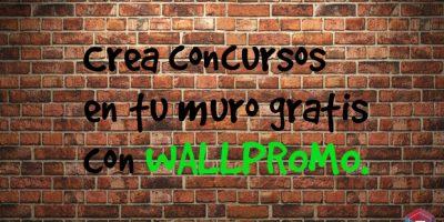 Concursos gestionados con WallPromo