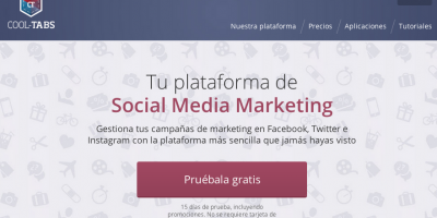 Cool Tabs: Tu plataforma de Social Media Marketing
