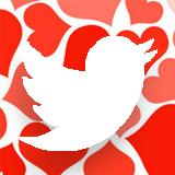 Concurso de Twitter en San Valentín