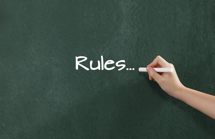 Redacta unas normas claras y sencillas