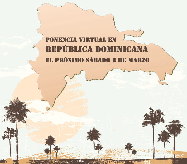 Ponencia virtual en República Dominicana