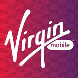 Logo de Virgin Mobile