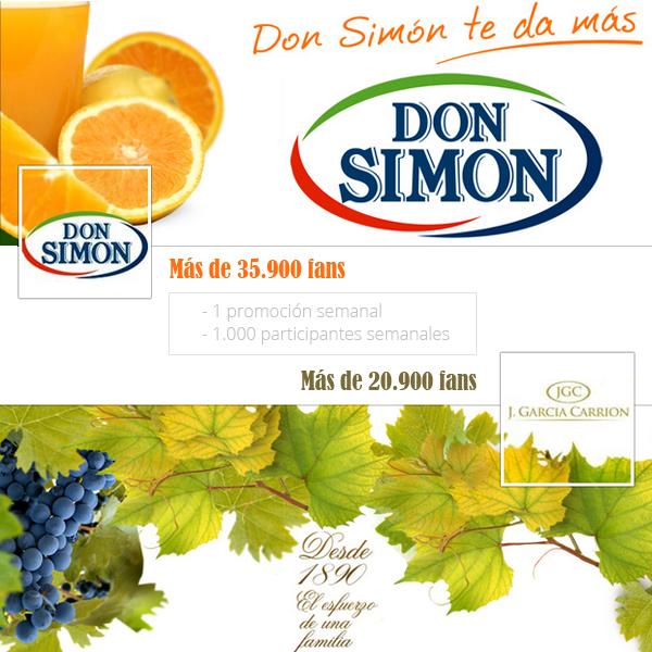 Don Simón y Familia de Vinos García Carrión