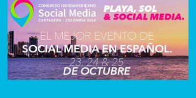 3er Congreso Iberoamericano de Social Media