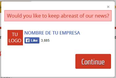 Proponer a tus participantes que hagan clic en 'Me gusta'