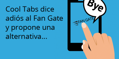 Cool Tabs dice adiós al fan gate