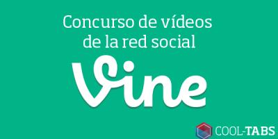 Concurso de vídeos de Vine
