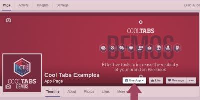 Usa el botón de call-to-action en las páginas de Facebook