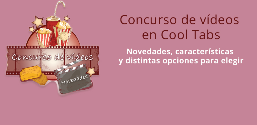 Concurso de vídeos de Cool Tabs