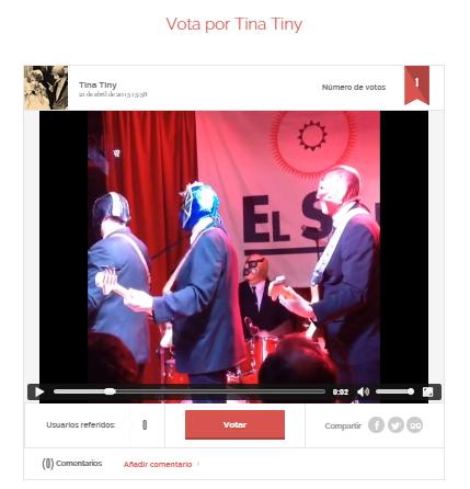 Los vídeos se reproducen dentro de la propia aplicación