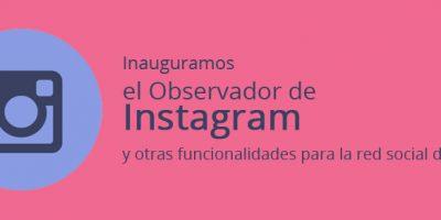 Nuevas funcionalidades en Instagram