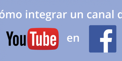 youtube en facebook