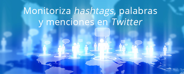 Monitoriza hashtags, palabras y menciones en Twitter con Page Performance
