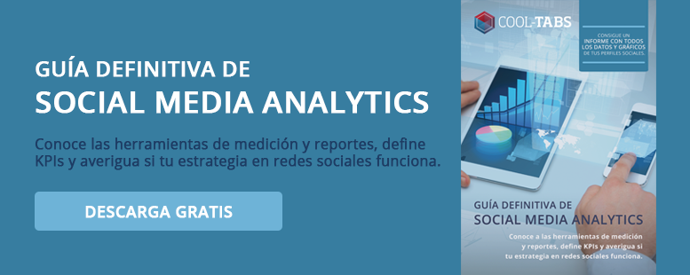 Guía definitiva de Social Media Analytics: KPIs y Social Media ROI