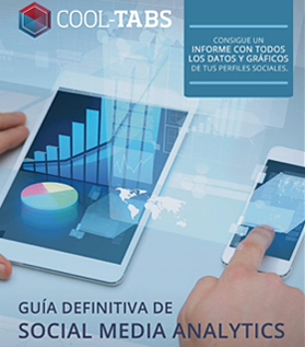 Descarga gratis la Guía de Social Media Analytics