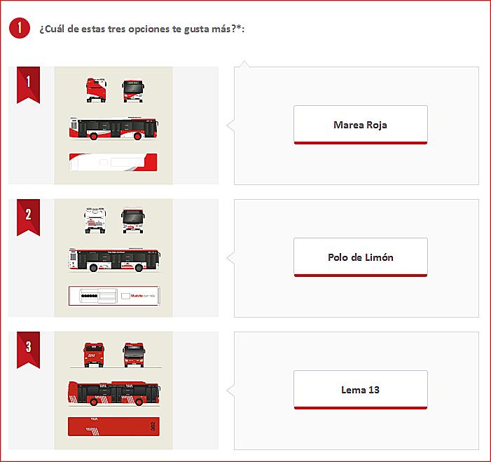 Campaña en redes sociales de los autobuses municipales Gijón Emtusa