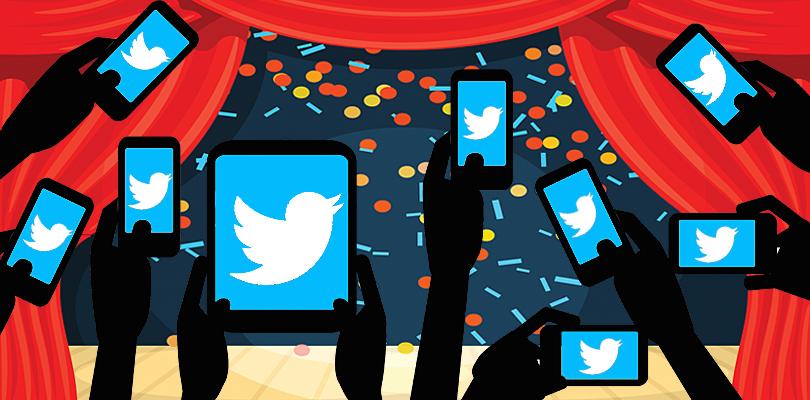 Evento en Twitter