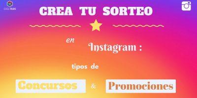 Sorteo en instagram fb