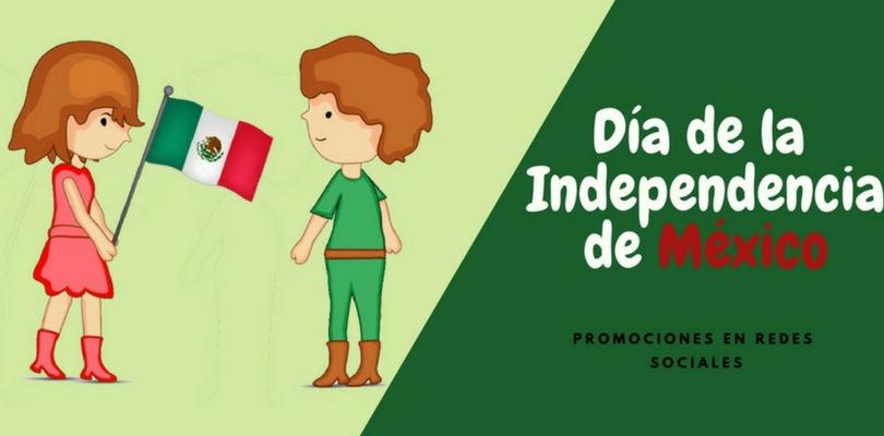 Día de la independencia de México fb