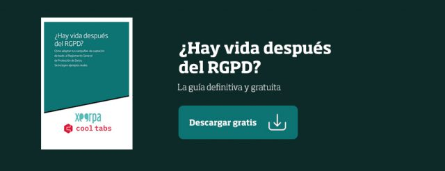 Guía RGPD