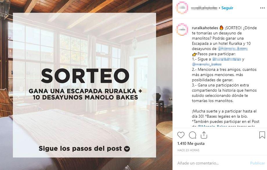 sorteo-en-instagram-storie-hotel