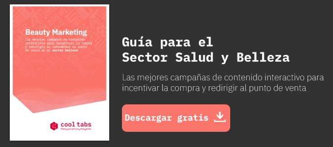 sector salud y belleza: guía con campañas de marketing online
