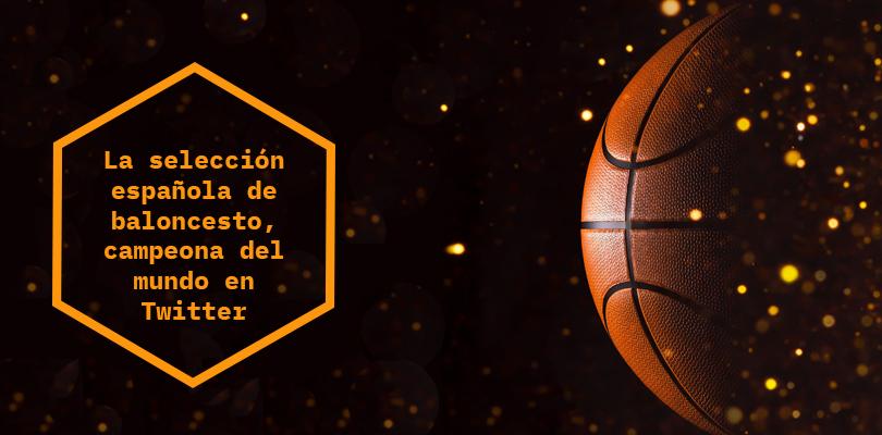 selección española de baloncesto: el mundial en Twitter