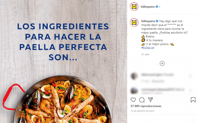 ideas para aumentar el engagement Instagram