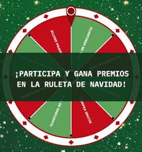DEMO: Ruleta de Premios