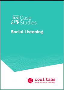 guía social listening