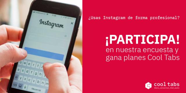 encuesta Instagram