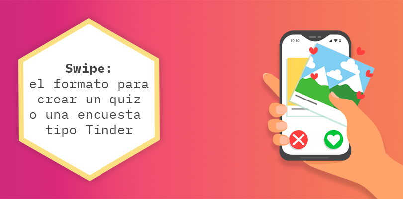 swipe quiz