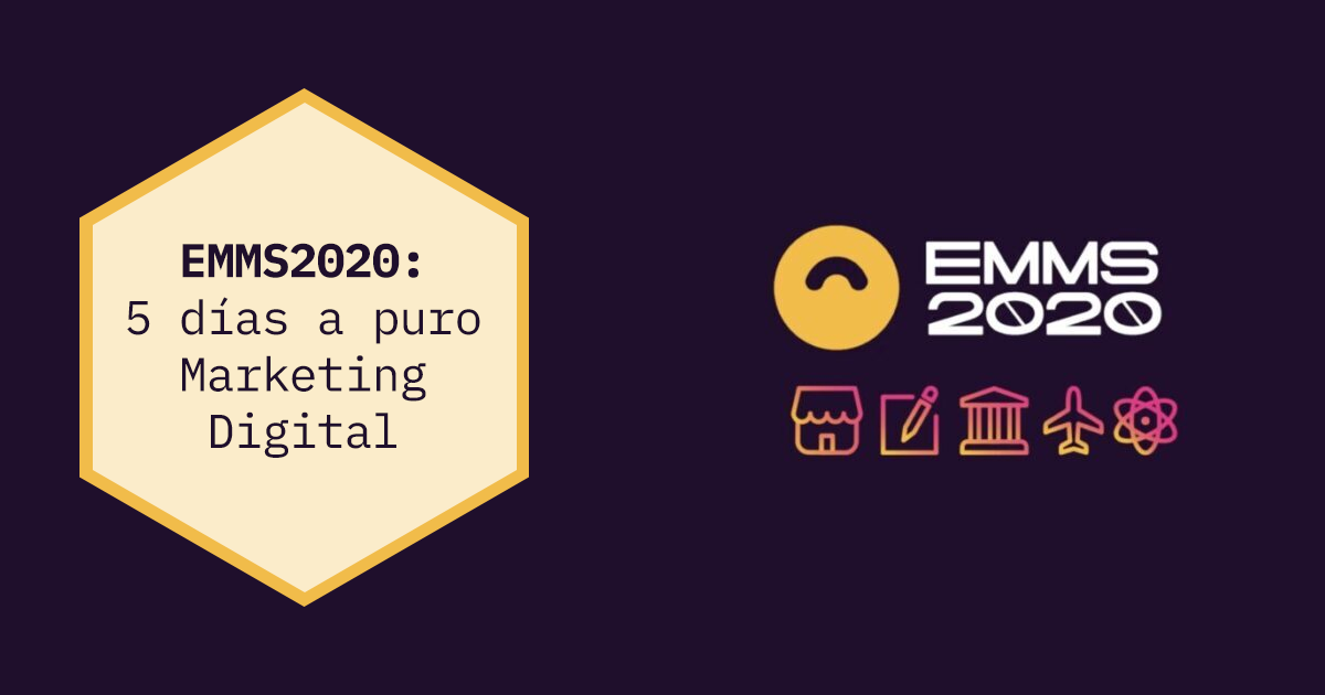 EMMS 2020: evento de marketing digital